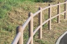 Steccato Per Giardino In Pvc : Recinzioni staccionate in plastica riciclata